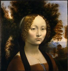leonard-de-Vinci-Portrait-de-Ginevra-de-Benci