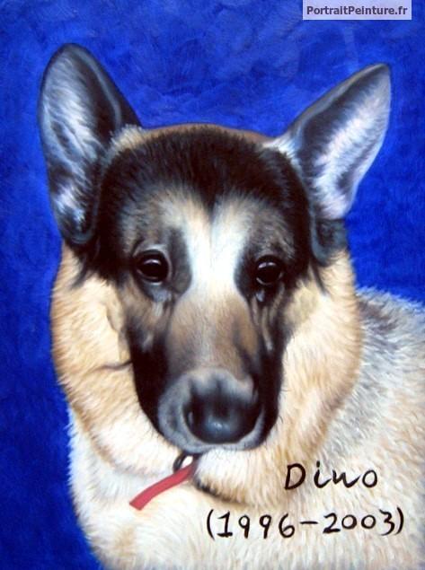 portrait-peinture-chien