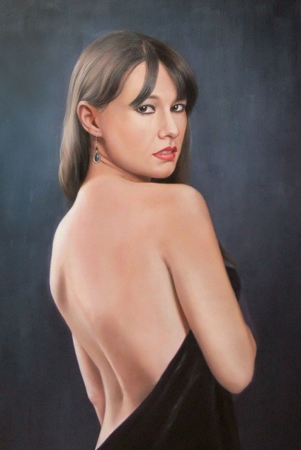 peinture-nu-artistiqe-femme-portraitiste