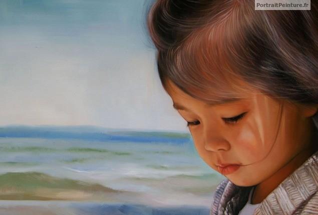peinture-enfant-portrait