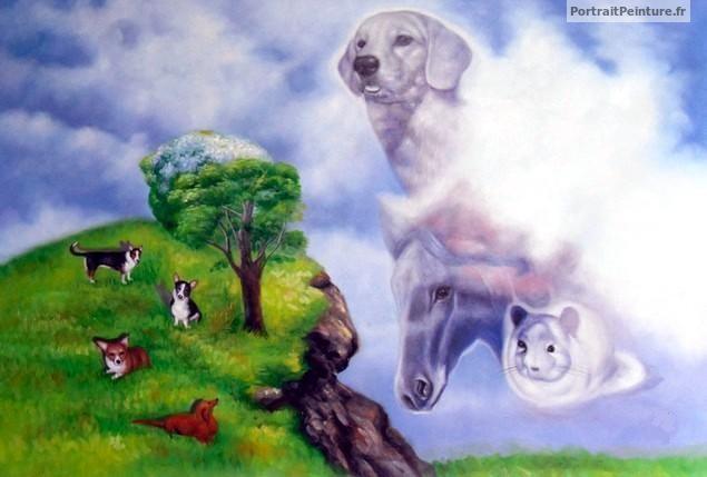 peinture-faire-deuil-animal