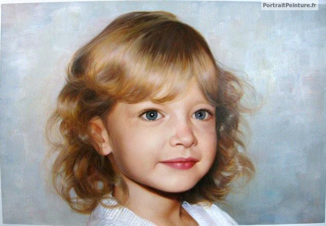 portrait-peinture-enfant-cadeau