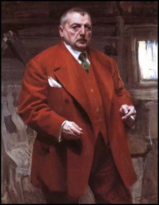 anders-zorn-autoportrait-en-rouge