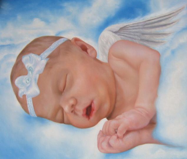 peinture-perte-d-un-enfant-bebe-deces-deuil