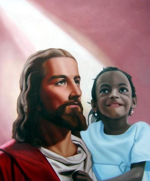 chretiens-peinture-jesus-religieuse