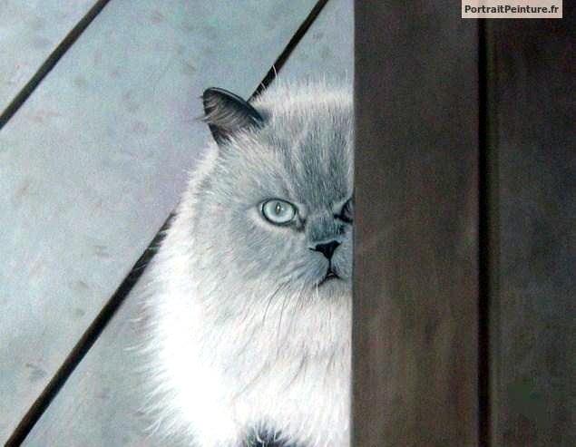 portrait-chat-peinture-huile-animaliere