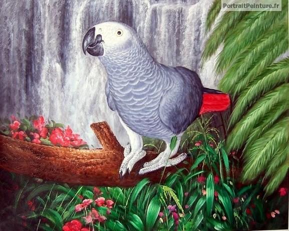 peintre-animalier-oiseau-sauvage
