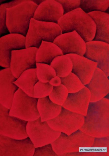 fleurs-peinture