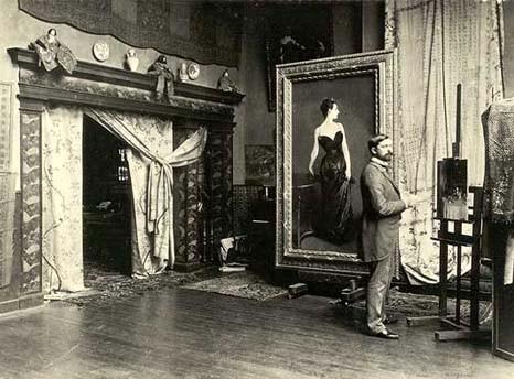 portrait-John-Singer-Sargent
