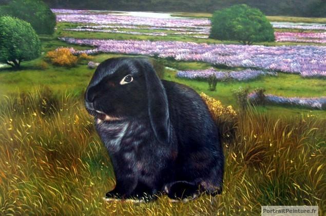 peinture-animaliere-lapin
