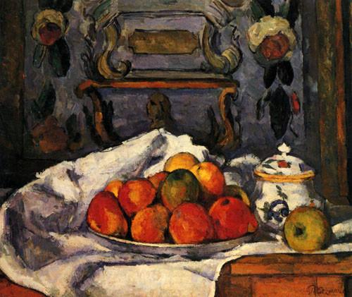 Paul-Cézanne-Plat-de-Pommes
