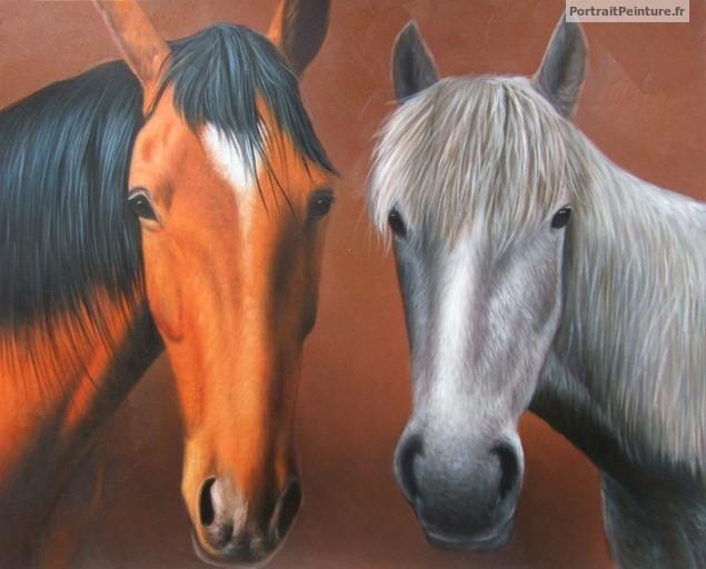 portrait-cheval-peinture