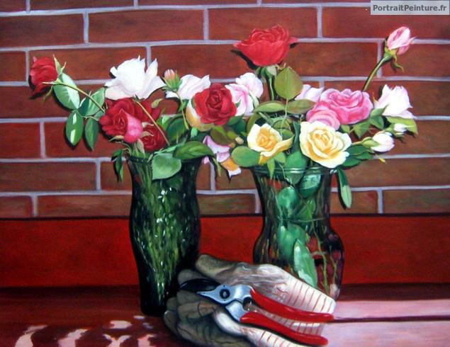 les-fleurs-en-peinture