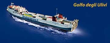 Notre Ferry, à l'aller