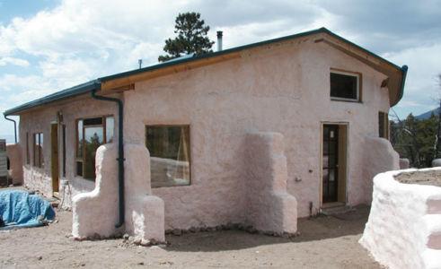 Maison au Kansas - source Lilyannfouts.com