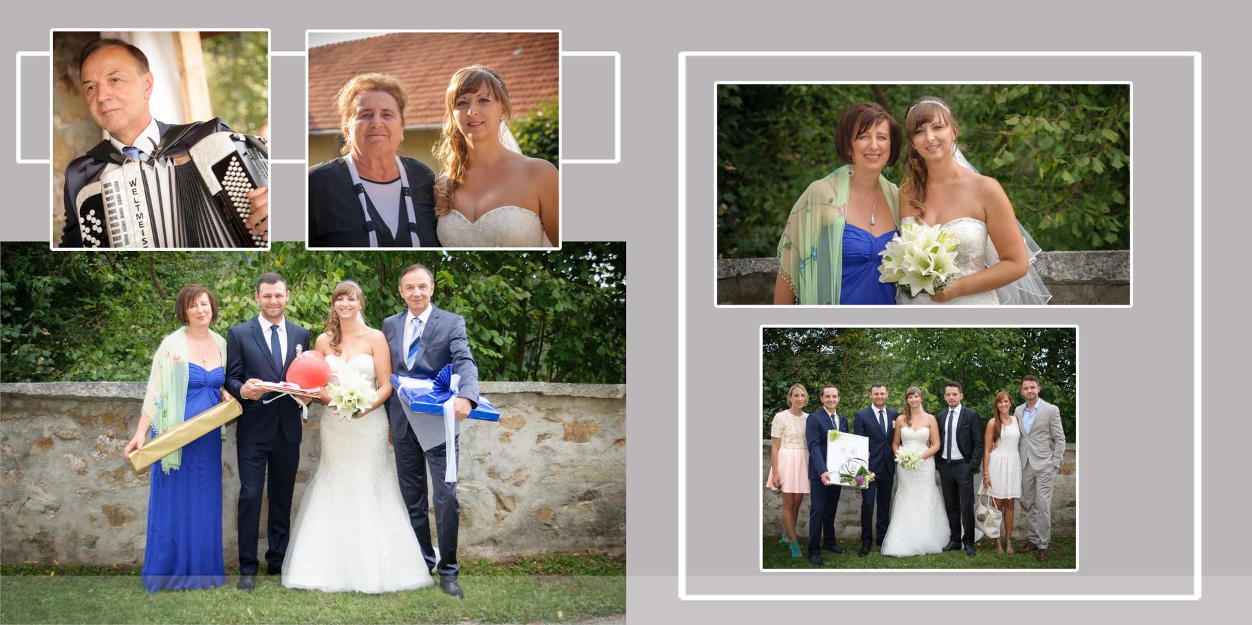 Hochzeitsfotos für freie Trauung in Schloss Guteneck