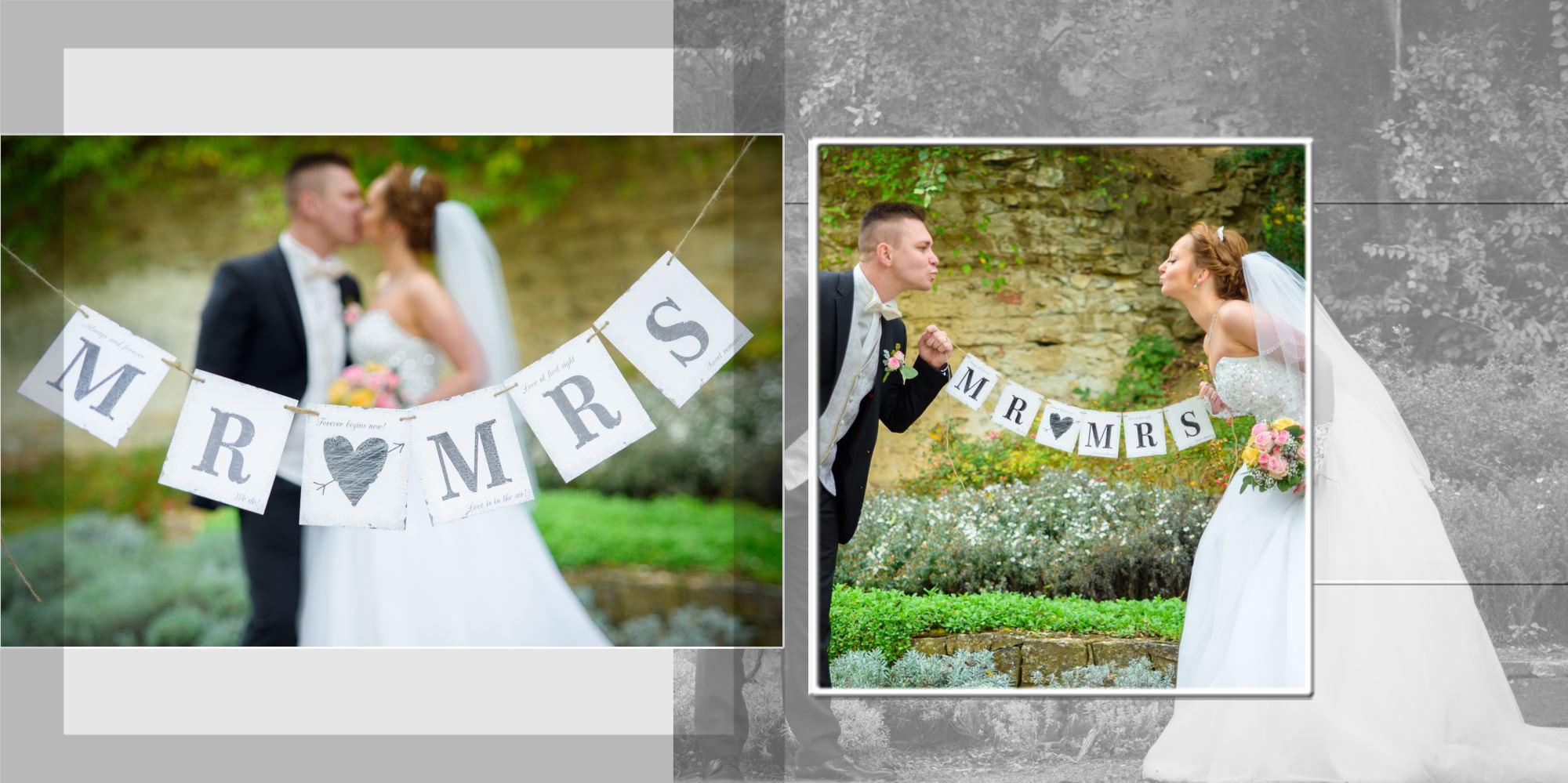 Hochzeitsfotos Ideen im Klenzepark Ingolstadt