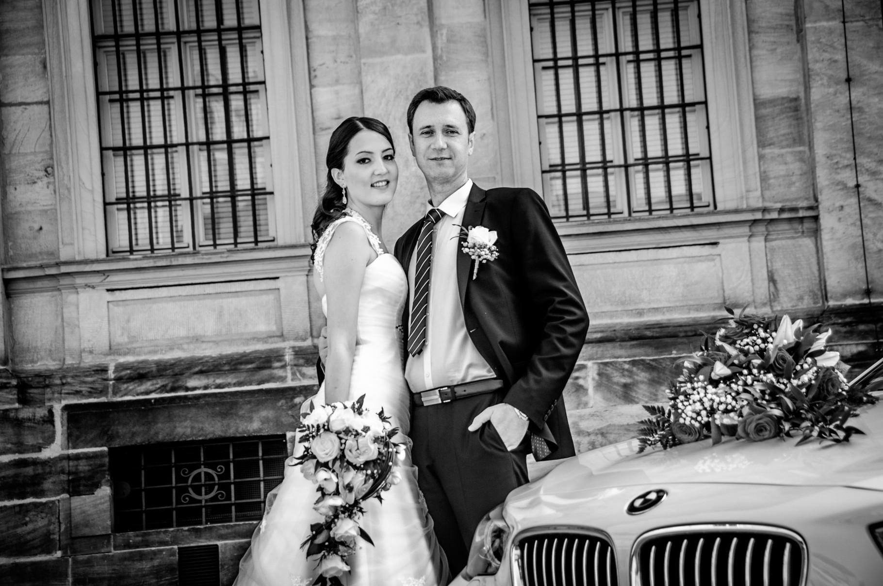 Hochzeitsfotografie in Bamberg