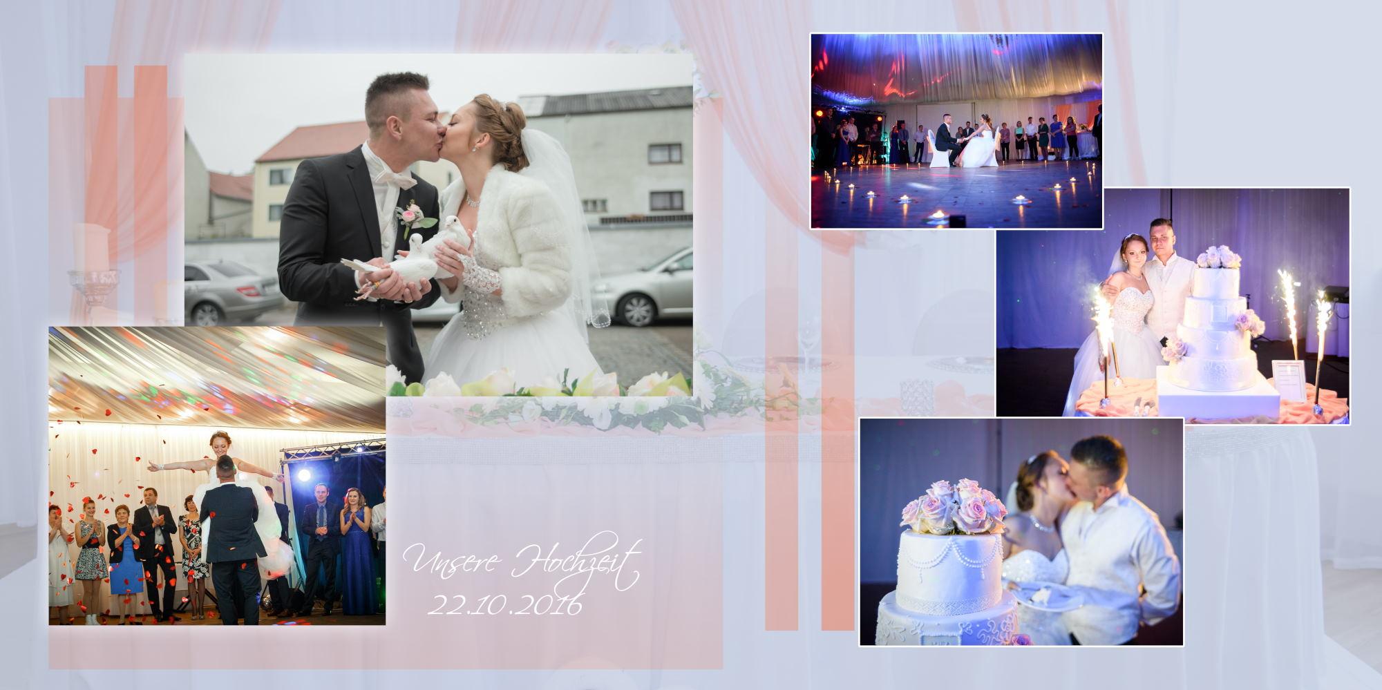 Und sie bekommen die schönsten Hochzeitsbilder von eurer Hochzeit