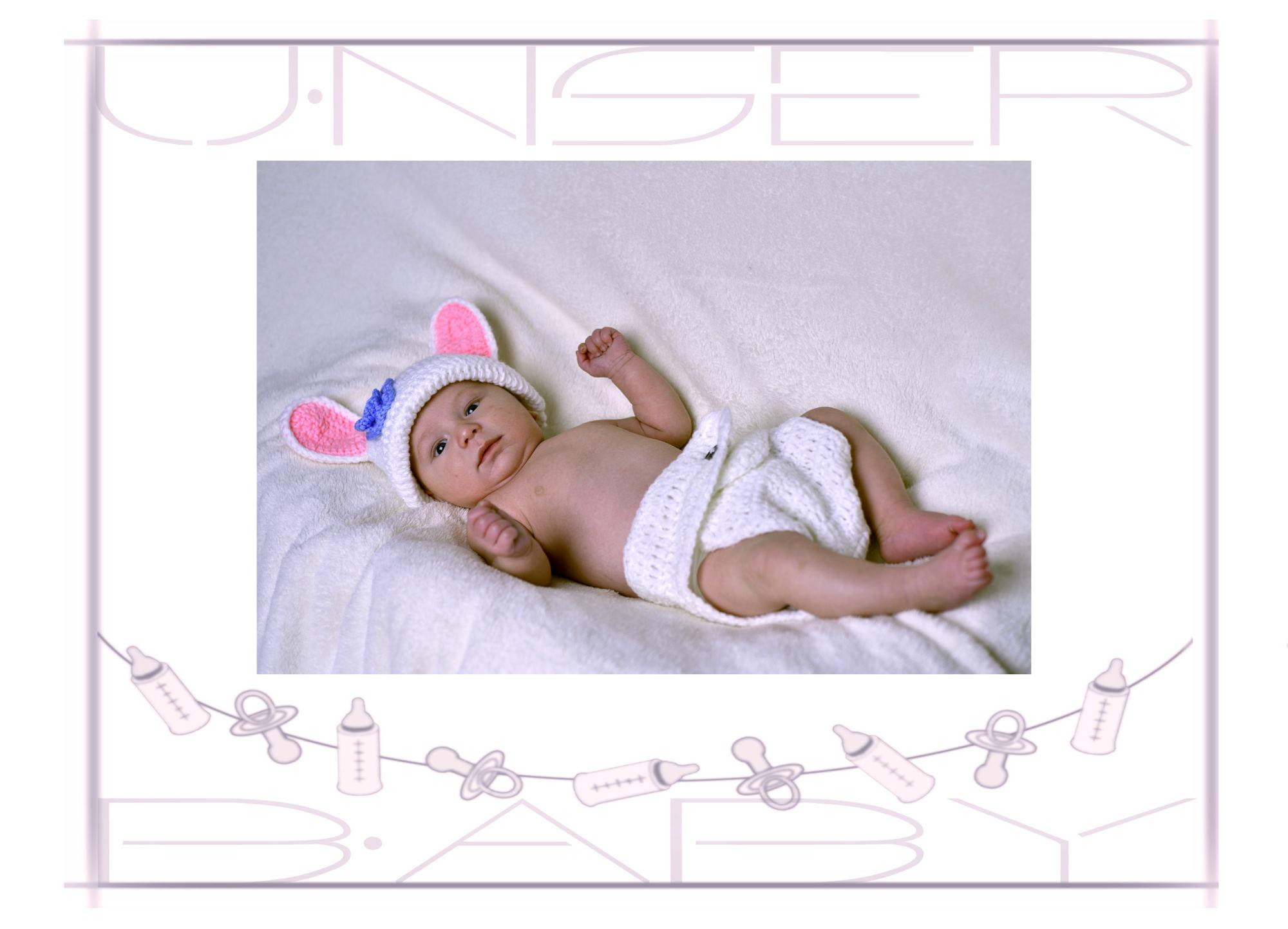 Babyfotografie und Bildbearbeitung