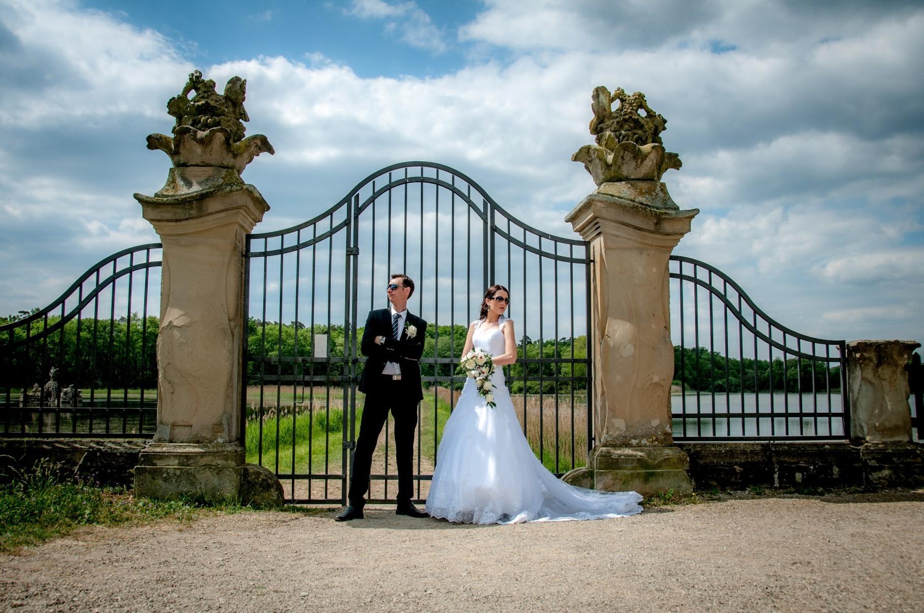 Hochzeitsfotos in Bamberg Schloss