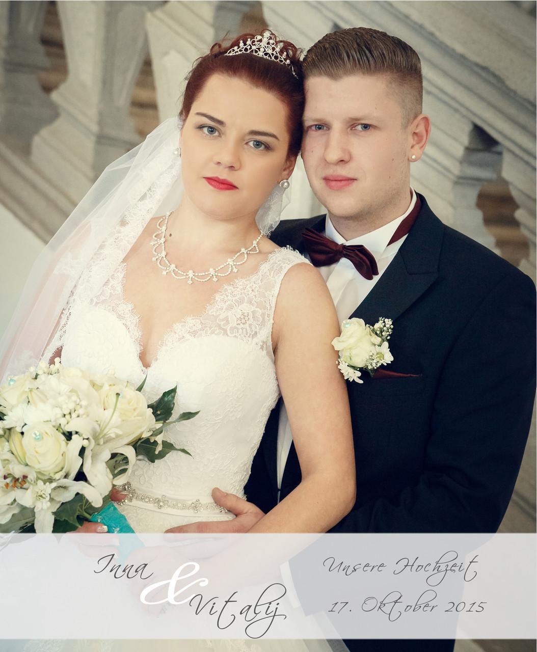 Hochzeitsfotobuch  Hochzeitsbilder Ansbach