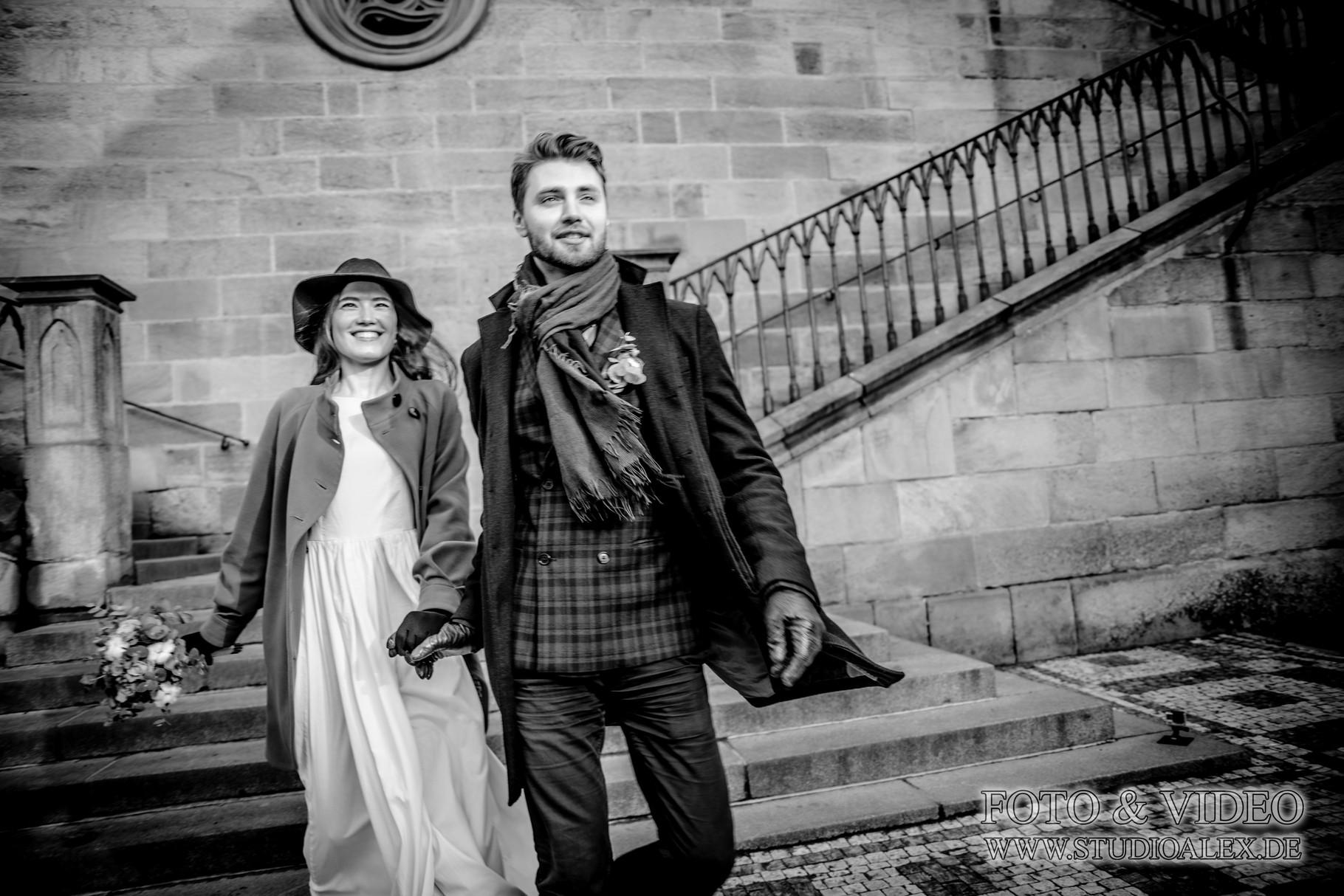 Fotograf Alexander Dechant in Prag