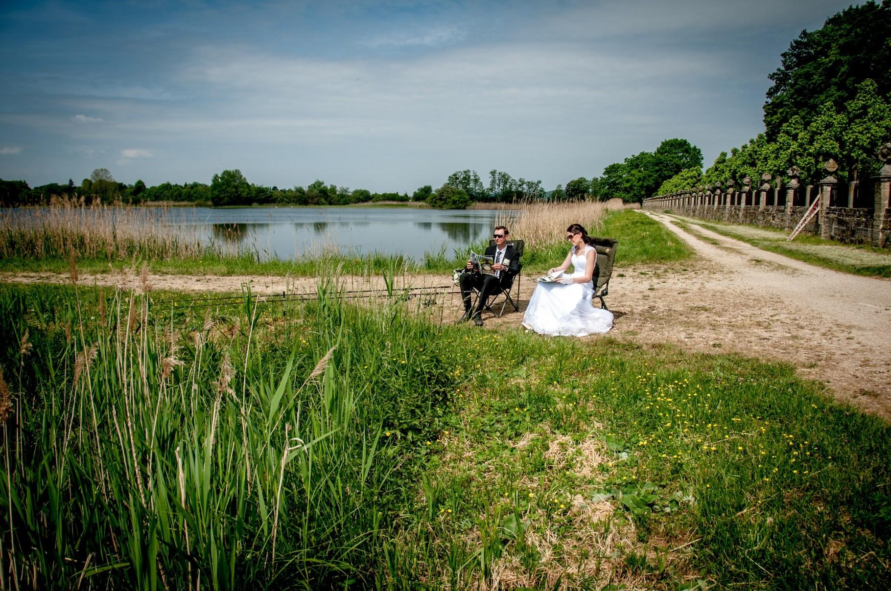 Ideen für Hochzeitsfotos in Bamberg