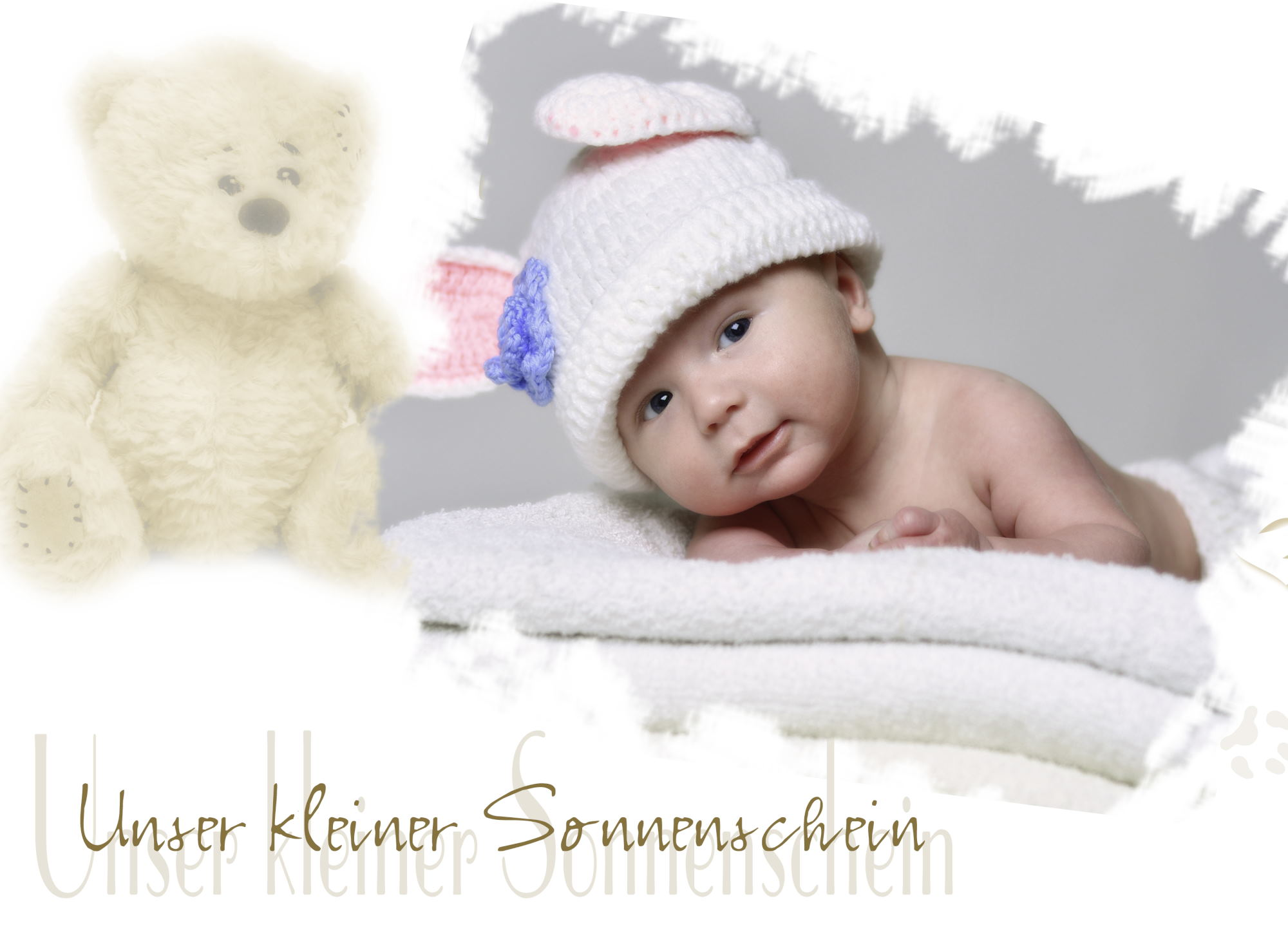 Babyfotoshooting Aktion in Amberg