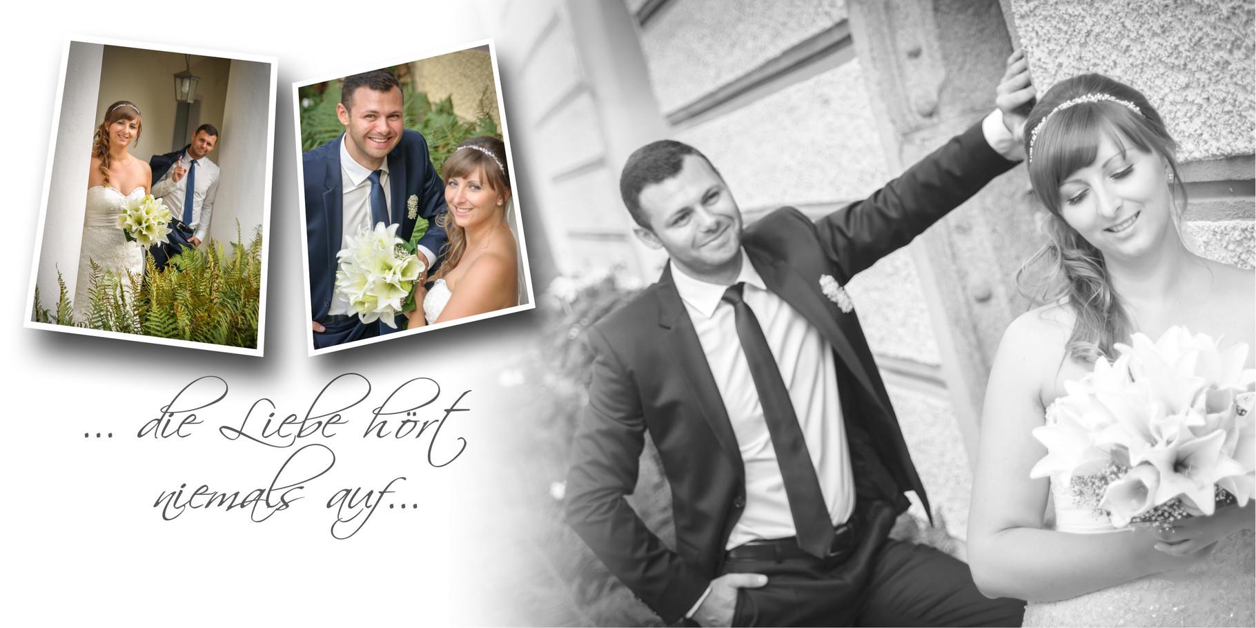 Hochzeitsbilder in schloss Guteneck