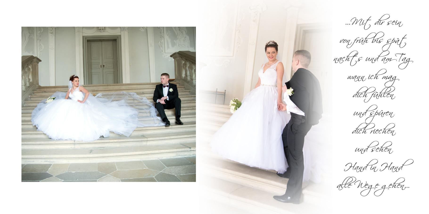 Fotobuch für Hochzeit erstellen