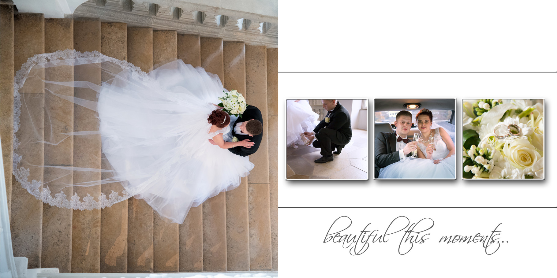 Digitale Hochzeitsbücher erstellen