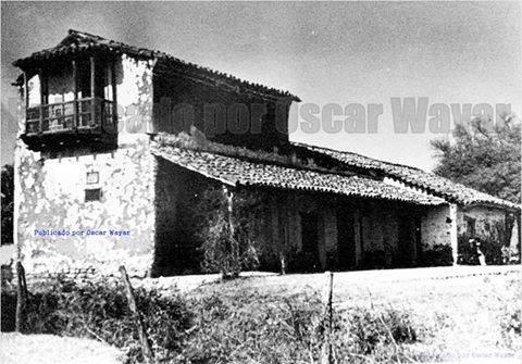 En Imagen la Sala de Yatasto en la década de 1940