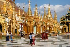 Datazione Myanmar signora