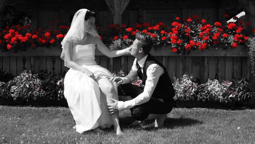 Hochzeit in Haiming