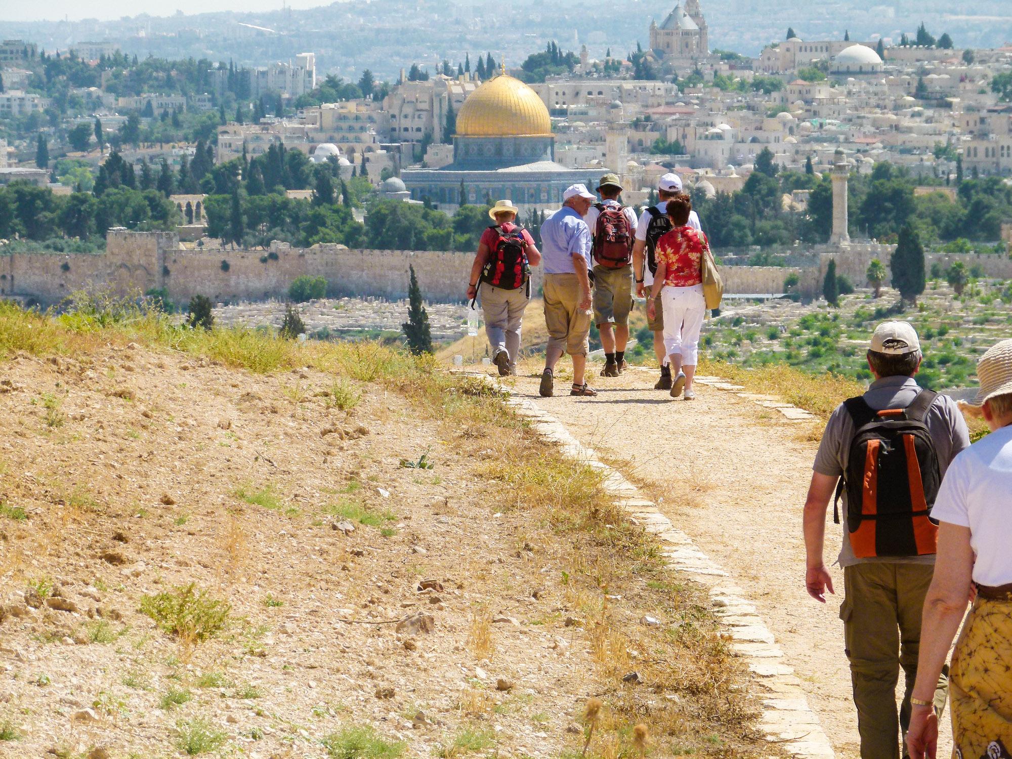 KEFB lädt zur virtuellen Bilderreise durch Israel
