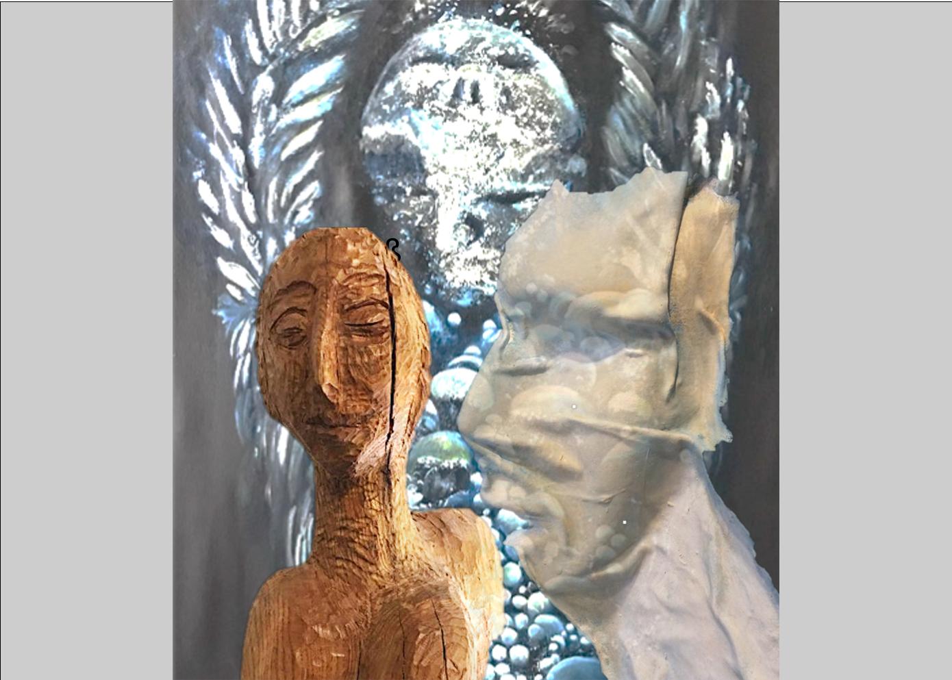 Wieder Kunstausstellung in der Karmel-Kirche