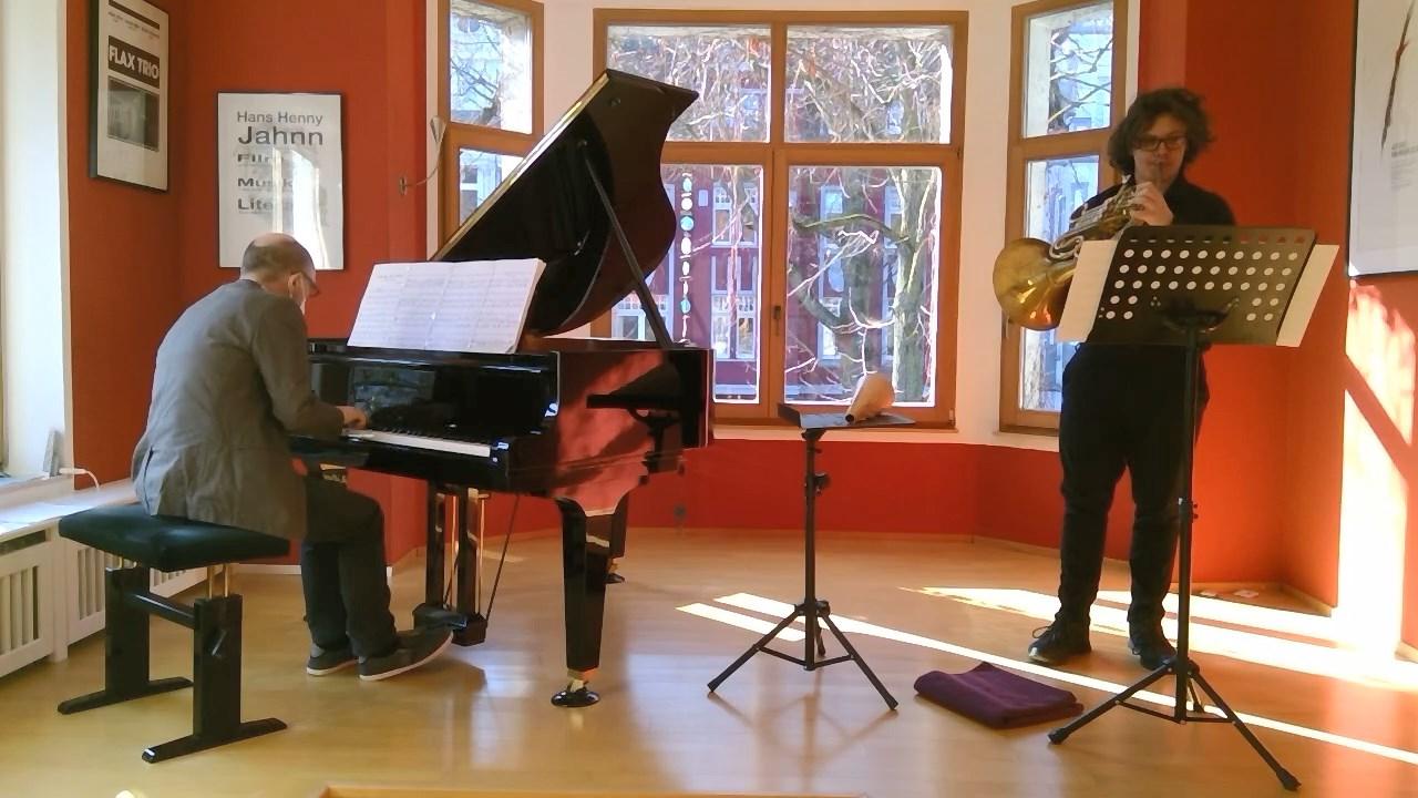 Konzert für Horn und Klavier bei Abendmusik in St. Ludger