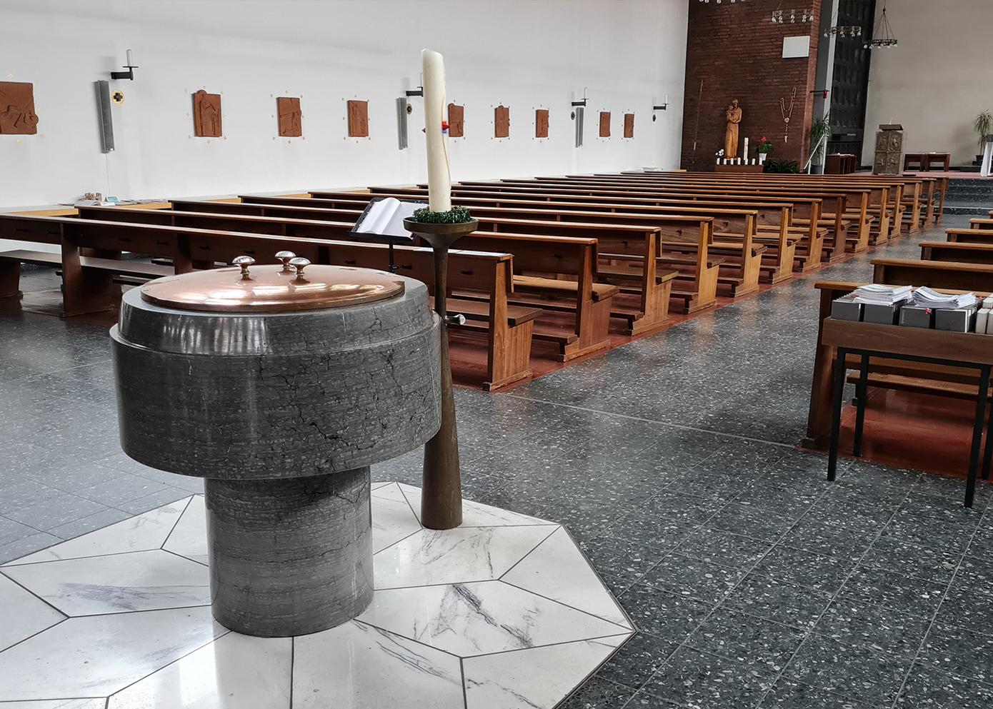 Inventar von St. Joseph bekommt in Polen neue Heimstatt