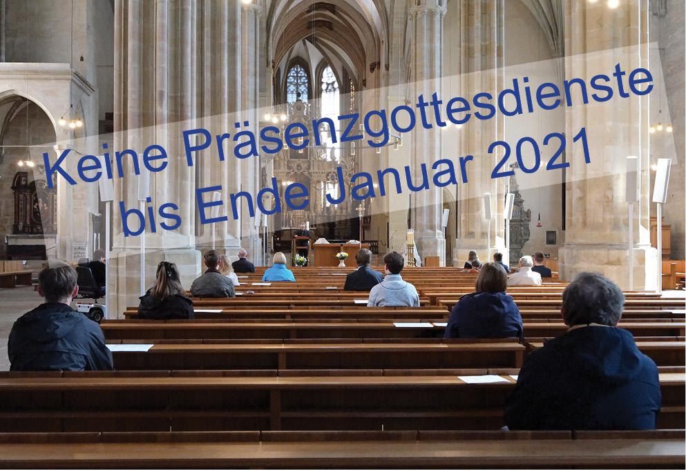 Pfarreien Duisburgs verzichten weiterhin auf Präsenzgottesdienste