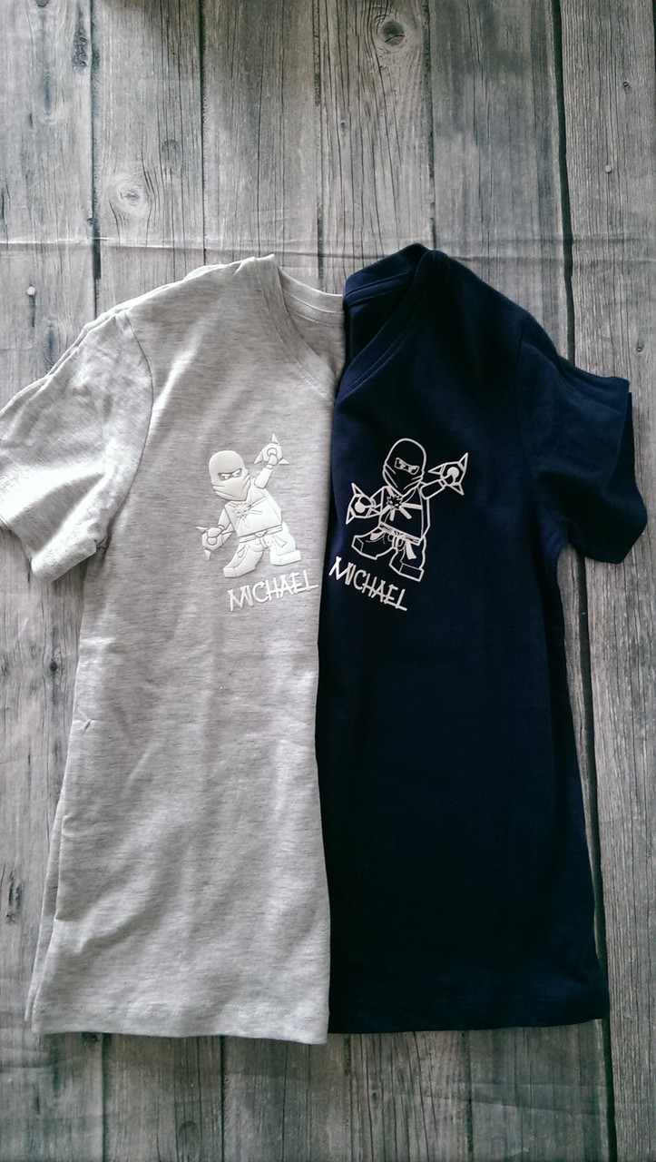 personalisertes T-Shirt