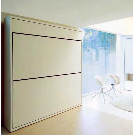 Мебель-трансформер, отидная двухъярусная шкаф-кровать