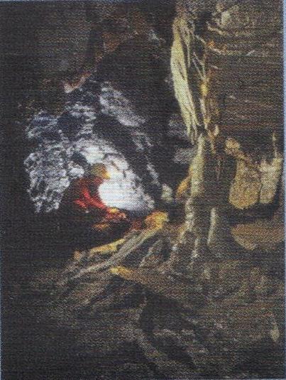 Quelle: Prospekt Stein.Wasser.Höhle in Mühlbach