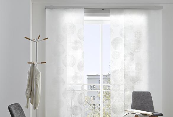 Tende a pannello raggini arredo tessile outdoor design