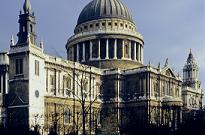 La Cathédrale St Paul en réalité