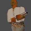 Mr. T (avec un fusil)