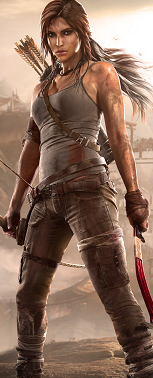 Lara Croft (Square Enix)