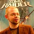 Toby Gard en 2006