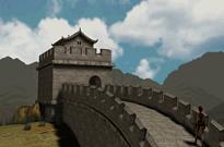 La Muraille de Chine dans TR2