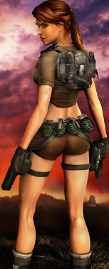 Lara Croft (Crystal Dynamics)